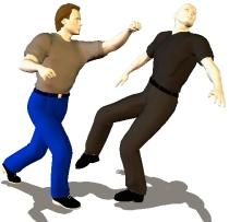 kenpo fighting self defense