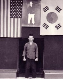 Black Belt instructor