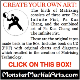 create martial art