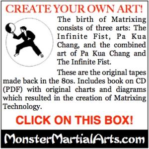 create martial art