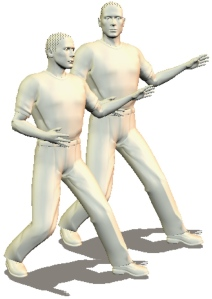 learning martial arts
