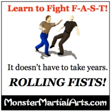 learn how to fight