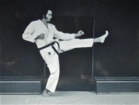 karate training book
