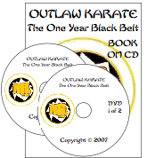 outlaw karate