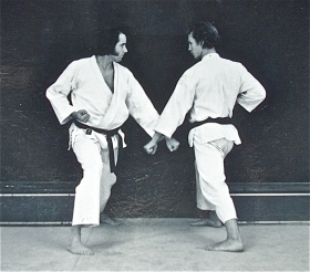tongbei karate