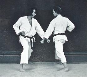 tongbei karate