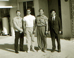 duke moore, don buck,mas oyama, kang duk won,karate,kenpo