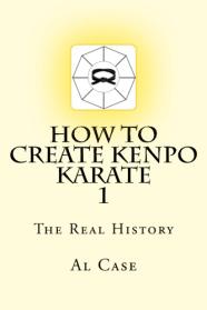 kenpo karate training manual