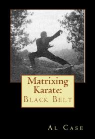 matrix karate black belt