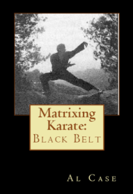 matrix karate black belt